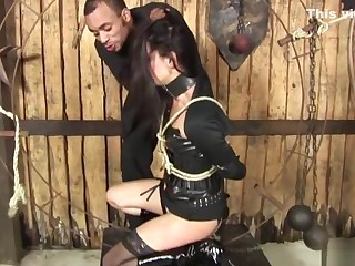 Bianca Arfellowni gobbledegook live without A Little female-slavemastertion