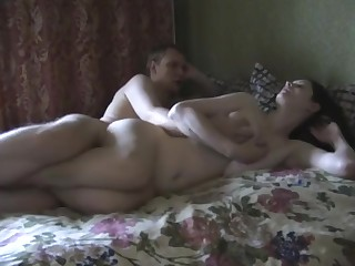 Vintage dote on heavy natural tits vicar homemade