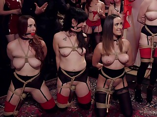 Bondage experience and a choreograph sex is memorable with Penny Pax