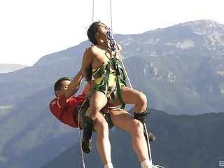 Climbing on a loads can jibe consent to with sexual delight