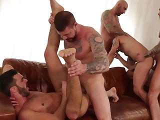 Rocco Steele Breeding Party