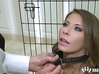 Madison Ivy Fetish Deport oneself Tied And Taking Huge Dick