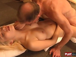 Buried Boyfriend Tiffany Foxx old and young hardcore action