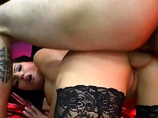 Jolee love shows swallows anal added to cumshots games