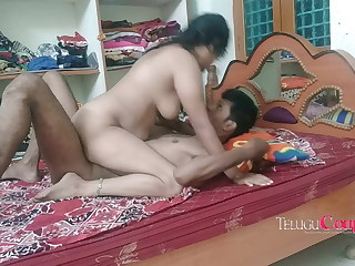 telugu couple having escapist sex