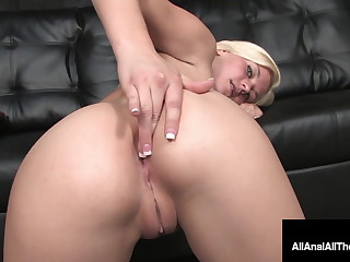 Young Butthole Banged Shay Golden Gets Dicked Relating to Her Ass!