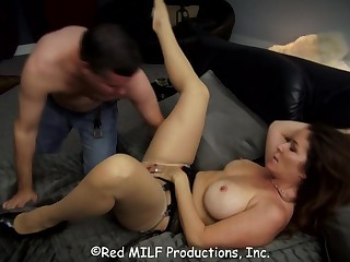 Step-Mother Is Vulnerable - Rachel Steele