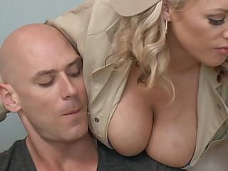 Ass, Ass licking, American, Big tits, Blonde, Big ass, Big pussy, Cowgirl, Doggystyle, Facial, Mature, Mature big tits, Pussy, Pov, Shaved pussy, Uniform
