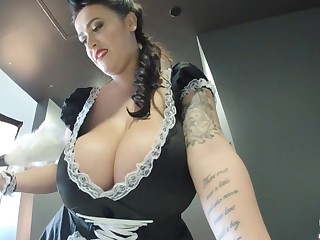 Leanne Crow - Naughty Maid GoPro 1